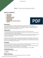 Medicamento Orlistat 2014