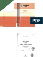 Miquel Juan Historia del Derecho Romano.pdf