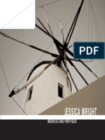 ARCHITECTURE PORTFOLIO - JESSICA WRIGHT
