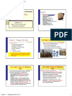 Topic 2 Waging War. May2015