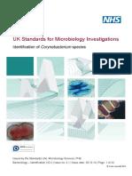 Identification of Corynebacterium Species (1)