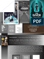The Giver- An Architects' Perspective Review