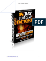14-Day Bootcamp Fat Torch