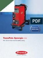 Brochure TPS 2700