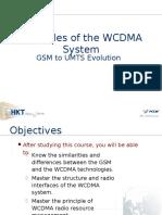 GSM to UMTS Evolution