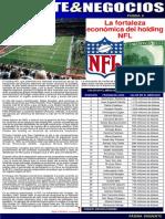 Comercialización de la NFL
