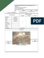 Lembar Deskripsi Mikrofossil [Ostrakoda]