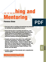 Coaching and Mentoring (2002)