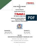 27862150 010709 Final Project Htm Rajesh Sharma