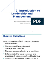 Chapter 2_Leadership and Management