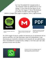 Información de Internet 4