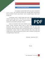 Audit Investigatif Dengan Teknnik Audit