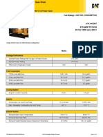 Spec Sheet C15 60Hz 410ekW Prime