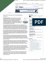NY Times 5.1.2000 Battle Over Iroquois Land Claims Escalates