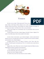 Ternura - A4 - Matilde Rosa Araújo