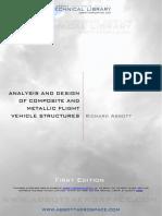 Analysis & Design of Composite & Metallic Flight Vehicle Structures - Abbott - 2016 - First Edition