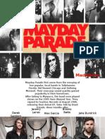 mayday parade brand deck