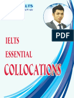IELTS Essential Collocations