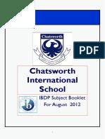 IBDP Booklet Aug 2012