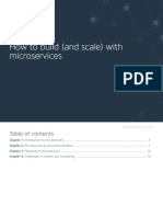 How to Build and Scale With Microservices