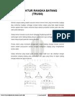 Struktur Rangka Batang (Truss)