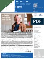 Lettre d'information de la sénatrice Elisabeth Doineau - n°3 - octobre 2016