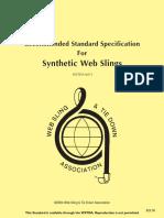 Spesifikasi Web Sling