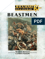 Warhammer Aos Beastmen It