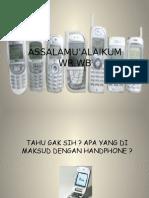 Presentasihandphone