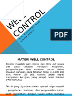 Well Control