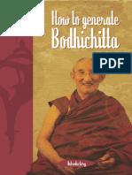 How to Generate Bodhicitta