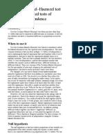 Cochran–Mantel–Haenszel Test - Handbook of Biological Statistics