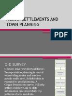 OD survey