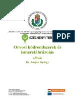 Surján György; Orvosi Kódrendszerek És Ismeretábrázolás