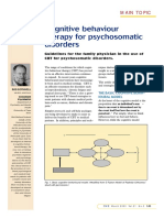 Bothwell_2003_CBT for Psychosomatic Disorders