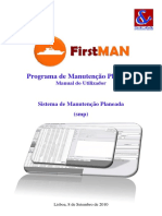 FirstMAN - Manual Do Utilizador