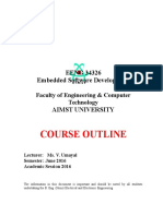 Eeng 34326 Esd Course Outline 2016