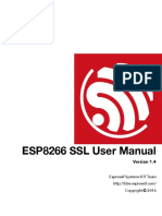 5a-Esp8266 Sdk Ssl User Manual en v1.4