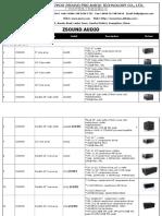 Zsound Catalogue - 2016