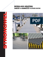 Fiberglass Grating Brochure