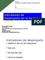Indicadores Mexico 08