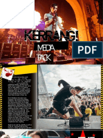 Kerrang Magazine Media Pack