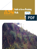ABG Green Retaining Wall Guide