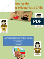 Present Ac i on Leg a Do Pueblos Origin a Rios