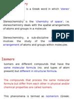 Stereochemistry Book Pdf