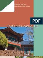 Pacific-Asian Legal Studies Program