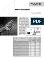 Temperature Calibration-Digital-FLUKE Temperatue Calibrater