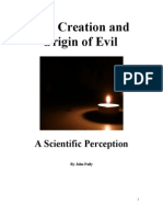 Creation and Origin of Evil