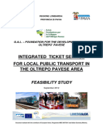 Integrated Ticketing Feasibility Study