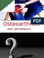 Osteoarthritis Mentari
